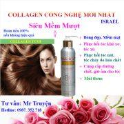 Collagen phục hồi tóc