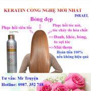 Keratin phục hồi tóc